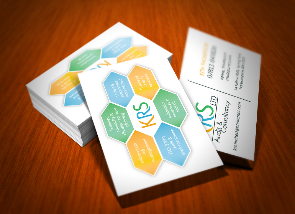 Business Cards - KRS