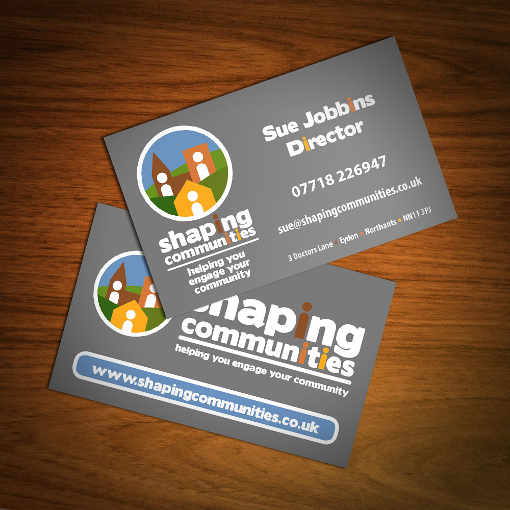 Business Cards: Shaping Communities